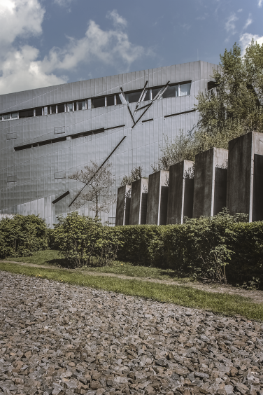 Jewish museum Berlin - Libeskind