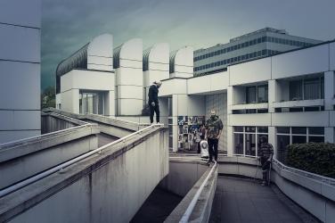 Bauhaus museum, Berlin - Gropius