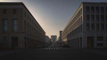 Palazzo della Civiltà del Lavoro - Roma EUR