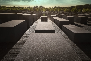 Berlin memorial - Eisenman