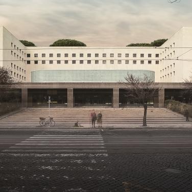 Post office, Roma - Libera